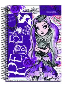 Conoce la nueva linea de cuadernos y Agendas 2014 de Proarte, Ever After High. #EAH de la gama de Monster High. #Mattel. Eres Royal o Rebel.