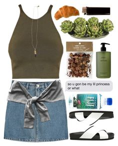 """#489 Egress"" by mia5056 ❤ liked on Polyvore featuring Pier 1 Imports, Byredo, Steve Madden, C/MEO COLLECTIVE, A.P.C., Scotch & Soda and Nearly Natural"