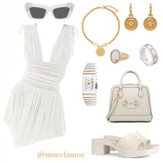 Fire Fairy, Outing Outfit, Cool Outfits, Casual Outfits, No Frills, Evening Dresses, Mini, Polyvore, How To Wear