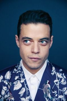 Rami Malek's photoshoot for TIME Magazine (Photographer: Erik Madigan Heck) - Rami Malek Online - #1 Leading & Reliable Rami Malek Source