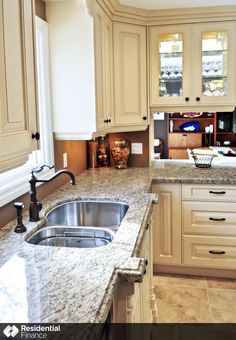 According to USA Today, 55% of #homebuyers are willing to pay extra for #granite countertops.