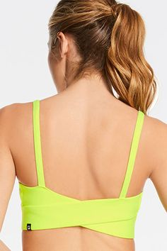 c8d2bebb1 Malindi Bra Gym Tops, Yoga Tops, Workout Tops, Gym Workouts, Running Women