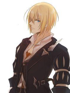 Tags: Anime, Ladymarta, Tales of Berseria, Aizen (Tales of Berseria)