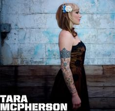 Tara McPherson: http://www.taramcpherson.com