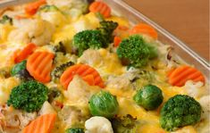 Cindy Hamilton generously shared her recipe for ZaZa Cheesy Vegetables when I'd put out a call for some fall side dishes. This recipes sounds amazing and I'll be giving it a try this weekend. Thank you Cindy, for sharing. Mix Vegetable Recipe, Vegetable Medley, Vegetable Side Dishes, Vegetable Recipes, California Blend Vegetables Recipe, California Vegetable Recipe, California Blend Recipe, Veggies, Recipes