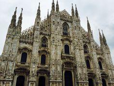 Catedral de Milán by Oscar García / 500px