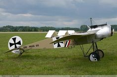 The Fokker Scourge Begins Pictured - A modern reproduction of the Fokker Eindecker Though it may look flimsy today, the Fokker…