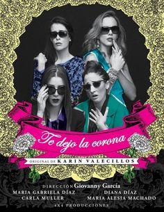 22 de Agosto de 2014 #Teatro Te Dejo La Corona @ BOD Centro Cultural