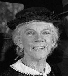 """Ellen Corby ( Grandma Walton ) """"The Walton's """""""