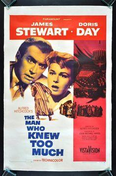 O Homem Que Sabia Demais - 1956 | Filmow