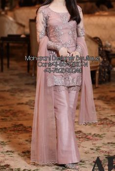 checkout latest collection of trouser suit for ladies online in india. Online shopping for trouser suits from a great selection at clothing store ca Pakistani Dresses Party, Beautiful Pakistani Dresses, Pakistani Fashion Party Wear, Pakistani Wedding Outfits, Pakistani Dress Design, Designer Party Wear Dresses, Kurti Designs Party Wear, Indian Designer Outfits, Indian Outfits