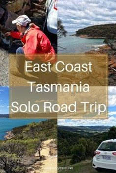 Road Tripping is the best way to explore Tasmania. Here are the best places to visit and scenic drives for a road trip along the East Coast of Tasmania. Tasmania Road Trip, Tasmania Travel, Australia Travel Guide, Solo Travel Tips, Single Travel, Road Trip Adventure, Koh Tao, Plan Your Trip, East Coast