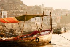 Varanasi by the Ganges