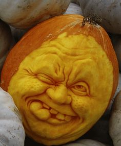 Ray Villafane Pumpkin Carving Google Search Mind Blowing - Mind blowing pumpkin carvings by ray villafane 2