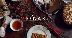 Design and Paper | Meet SMAK – Not Another Cook Book Magazine | http://www.designandpaper.com