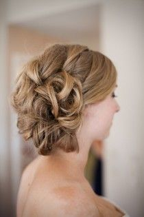 Chic Wedding Hair Styles ♥ Wedding Hair