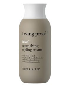 No Frizz Nourishing Styling Cream by Living Proof £21