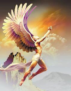 Angel...wings.