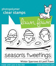 Este sello acrílico de Lawn Fawn es una monada! Su calidad no tiene comparación y sus Diseños son muy definidos!