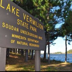 Lake Vermilion State Park  This was a cool place to tour! Going through the mine was awesome!