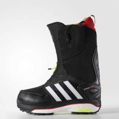 adidas brings Boost to the slopes with their Energy Boost Snowboarding Boot.