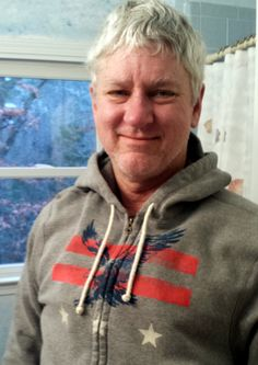 If Old People weren't allowed to buy themselves Hip 'n' Happening Hoodies, my basement wouldn't have flooded:  We had been shopping at the Outlet Mall earlier in the day, and my unsupervised husband, Mike, found himself alone in American Eagle ™. Apparently he forgot that he is about 40 years too old to sho...