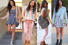Bethany Mota Back to School Outfits... Love her!!