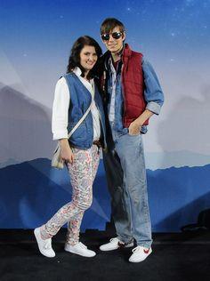 Marty McFly and Jennifer Parker Cosplay by JMKohrs.deviantart.com on @DeviantArt