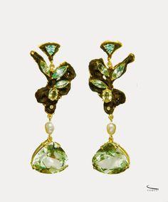 """As """"jóias de arte"""" de Ricardo Coacci"""". http://www.queromuitotudoisso.com/2014/03/as-joias-de-arte-de-ricardo-coacci.html"""