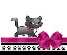 Imagens de Adesivos de Unhas-Gatos - IMAGENS DE ADESIVOS DE UNHAS