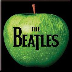 The Beatles - apple logo t-shirt.Front has graphic of green apple with The Beatles logo. Beatles Album Covers, Music Albums, Famous Album Covers, Rock Album Covers, Beatles Photos, Music Album Covers, Apple Records, Les Beatles, Rock Music