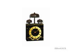 ShinoKCR's Livingroom French Quarter - Clock