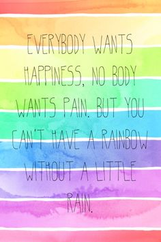 Mobile Wallpaper, Iphone Wallpaper, The Fault In Our Stars, Some Words, So True, Inspirational Quotes, Rainbow, Happy, Colors