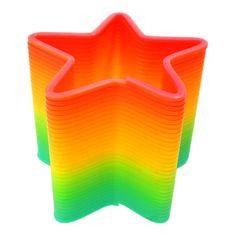 Magic Spring - 3 inch, Plastic, Star
