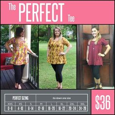 Perfect T https://www.facebook.com/groups/lularoejilldomme/