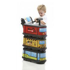 LA COSA FIRE TRUCK RED | Honor Roll Childcare Supply