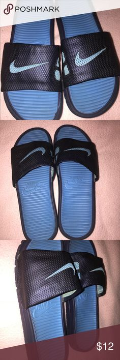 DS Nike Benassi JDI QS White Independence Day All Star Slide 807909 111 Sz  8 | Men's Shoes | Pinterest
