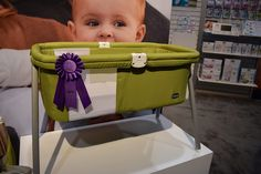 Chicco Lulla Go: Chicco's Lulla Go ($99) is a lightweight bassinet that is earning rave reviews.