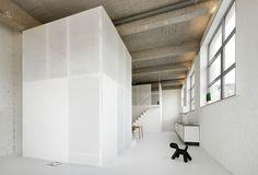 Loft FOR / adn architectures / Wallonie-Bruxelles Architectures