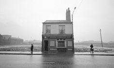 John Bulmer - Lonely Pub, Yorkshire, 1964