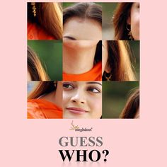 Can you guess who is this actress? #meghdoot #saree #ethnicwear #apparel #indianwear #sari #bollywoodsaree