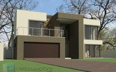 This house design measuring is for sale online. Browse 4 bedroom double storey house plans pdf, modern double storey house plans at lowest prices. Contemporary House Plans, Modern House Plans, Small House Plans, Modern Contemporary, 4 Bedroom House Designs, 4 Bedroom House Plans, House Plans For Sale, House Plans With Photos, 2 Storey House Design