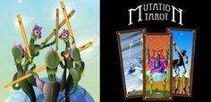 The Mutation of a Tarot Deck