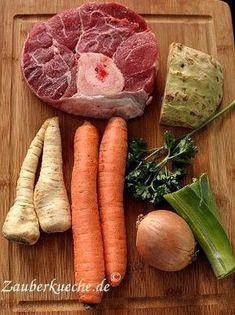 Selbst gemachte Rinderbrühe ist gesund, schmeckt sehr lecker und aromatisch und ist viel besser als Gekaufte. Sie ist die Basis...