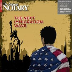 The National Notary Magazine Notary Service, Mobile Notary, Executive Order, Desktop, Texas, Knowledge, Profile, Magazine, Reading