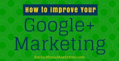 Google Plus for Small Business - Community - Google+