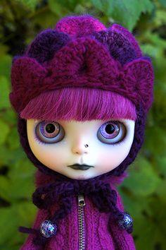 ADAD 299/365 Purple People Eater