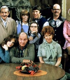 Mary Hartman, Mary Hartman starring Louise Lasser.  This was such a strange & unusual show - nothing like I had ever seen.  I was completely entranced.