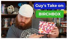A Guy's Take on Birchbox July 2016 - Beardly Honest Reviews