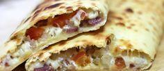Pastelão de Forno, olhem a receitinhamuito boa a ideia: simples, barata, facil, rápida, e com certeza, muito gostosa! Tudo de bom!!!